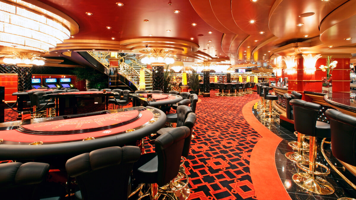 MSC Fantasia - Casino