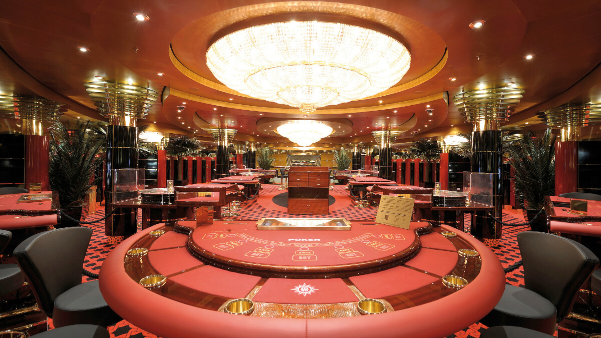 MSC Poesia - Casino