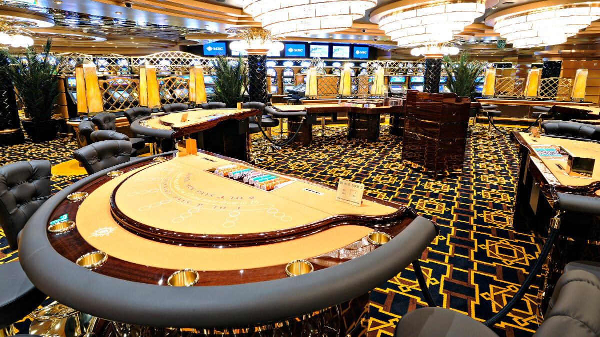 MSC Splendida - Casino