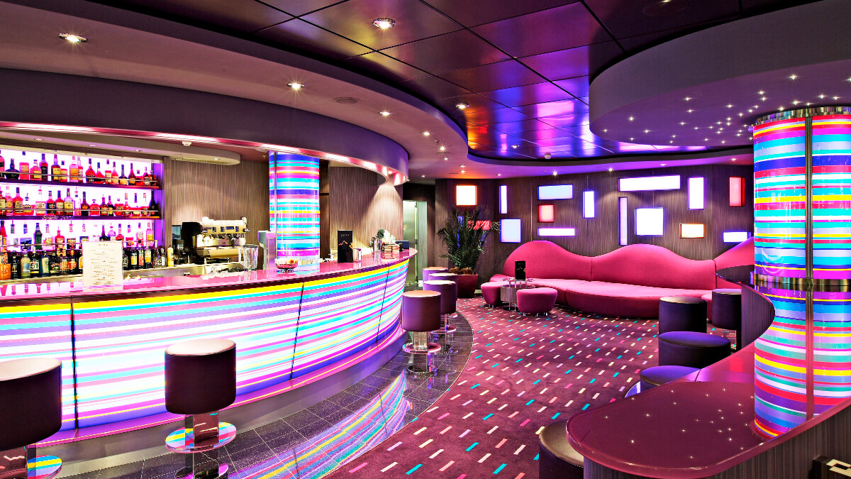 MSC Splendida - The Purple Jazz Bar