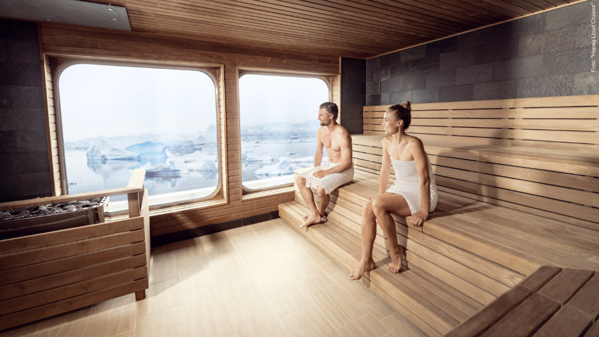 HANSEATIC nature - Sauna