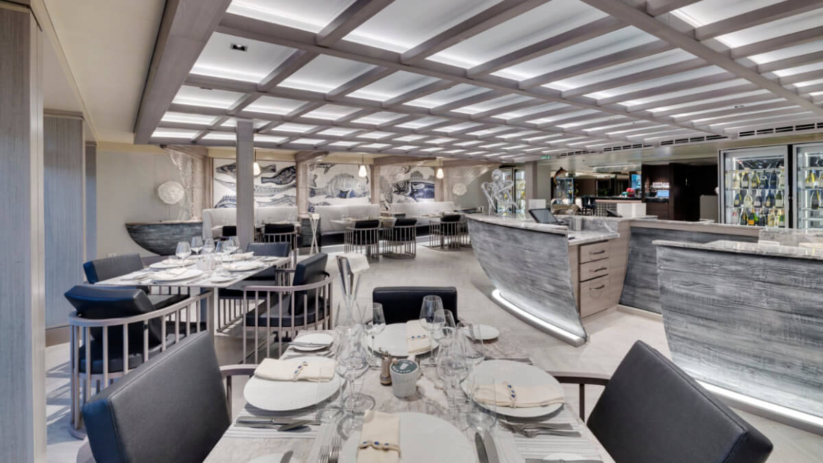 MSC Seaside - Ocean Cay Restaurant