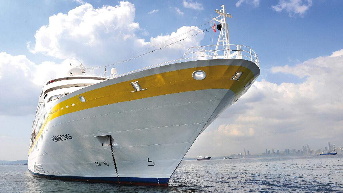 Ms Hamburg Norwegen Und Spitzbergen Mit Lofoten Und Nordkap