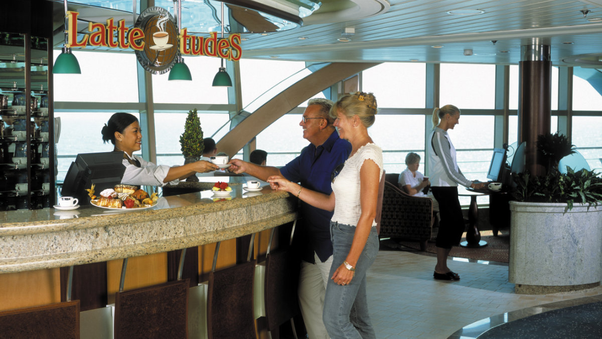 Brilliance Of The Seas - Lattetudes