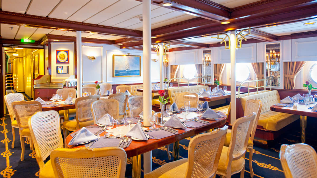Star Clipper - Restaurant
