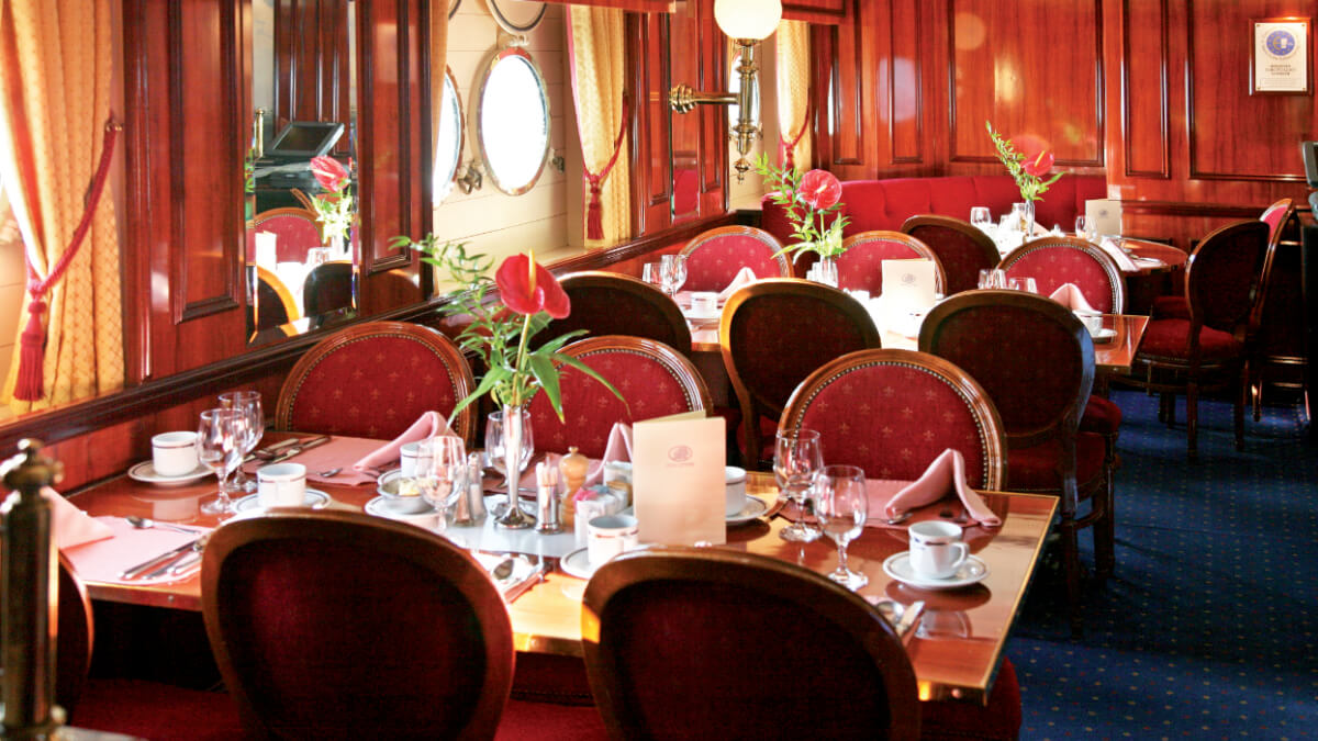 Royal Clipper - Diningroom