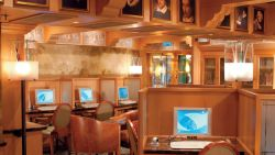 Costa Mediterranea - Internetcafe