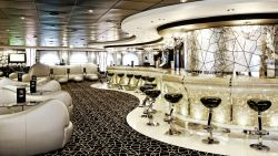MSC Divina - Blach & White Bar