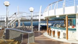 MSC Divina - Poseidon Bar