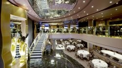 MSC Divina - Restaurant The Black Crab