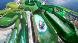 MSC Virtuosa - Wild Forest Aquapark