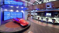 MSC Magnifica - Sports Bar