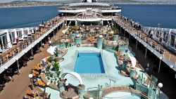 MSC Magnifica - Pooldeck
