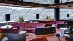 MSC Meraviglia - Yacht Club Top Sail Lounge