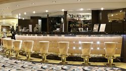 MSC Musica - The Golden Bar