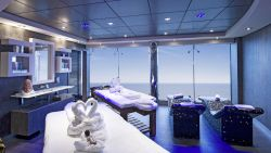 MSC Preziosa - AureaSpa Massage Raum