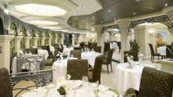 MSC Preziosa - Yacht Club Restaurant