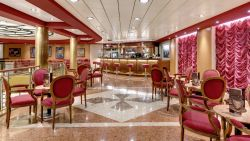 MSC Sinfonia - Cafe LeBaroque