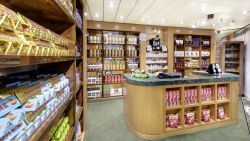 MSC Sinfonia - Duty Free Shop