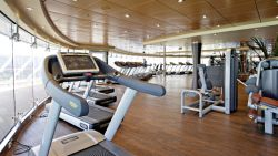 MSC Splendida - Fitnessstudio