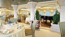MSC Splendida - Yacht Club Restaurant
