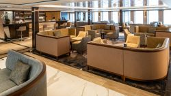 WORLD VOYAGER - Main Lounge