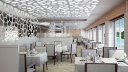 HANSEATIC inspiration - Hauptrestaurant