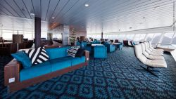 MS Nordkapp - Explorer Lounge and Panorama Bar