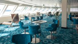 MS Spitsbergen - Explorer Lounge