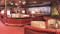 MS Amsterdam - Explorers Lounge