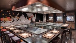 MSC Seaside - Asian Market Teppanyaki Restaurant