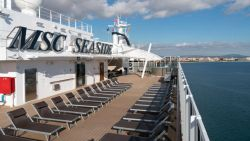 MSC Seaside - Aussenansicht