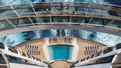 MSC Seaside - Bridge of Sighs