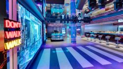 MSC Seaside - Garage Club