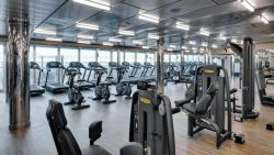 MSC Seaside - Gym