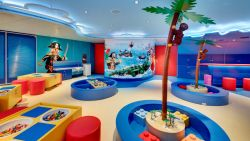 MSC Seaside - Junior Club lego