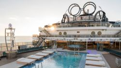 MSC Seaside - Miami Beach Pool