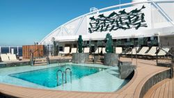 MSC Seaside - MSC Yacht Club Pool