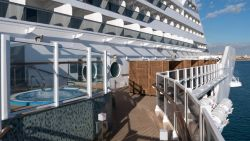 MSC Seaside - MSC Aurea Spa