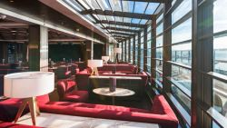 MSC Seaside - Seaview Lounge