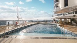 MSC Seaside - South Beach Pool