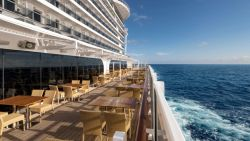 MSC Seaside - Boardwalk