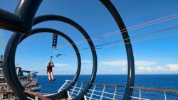 MSC Seaside - Zip Linge