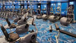 MS Noordam - Fitness Center