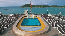 MS Volendam - Seaview Pool