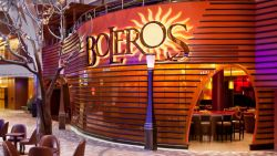 Allure of the Seas - Boleros