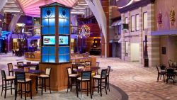 Allure of the Seas - Explorationskiosk