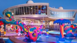 Allure of the Seas - H20 Zone