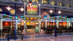 Allure of the Seas - Ritas Cantina