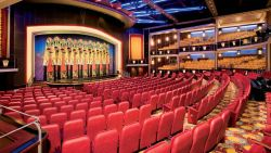 Freedom Of The Seas - Arcadia Theater